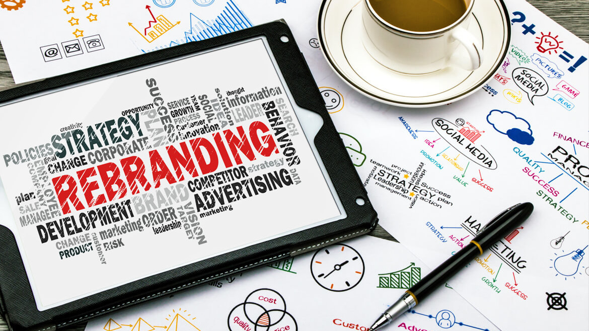 Why Companies should go for Rebranding?
